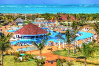 Colorful Caribbean Resort 1