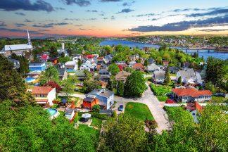 Colorful Saguenay City 1