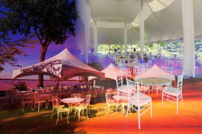 Celebration Tent Photo Montage
