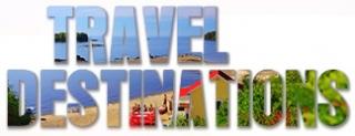 Travel Destinations Royalty-FreeStock Photos
