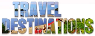Travel Destinations Royalty-Free Stock Photos