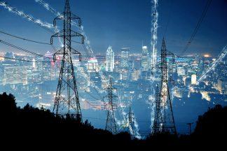 Metropolitan Electrification in Blue