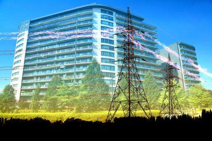 Urban Residential Building Electrification Concept